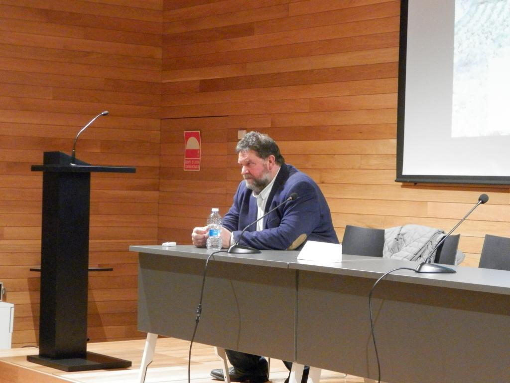 Se cerraron las jornadas de AVIRA con un debate sobre los costes de producción en la viticultura riojana 4