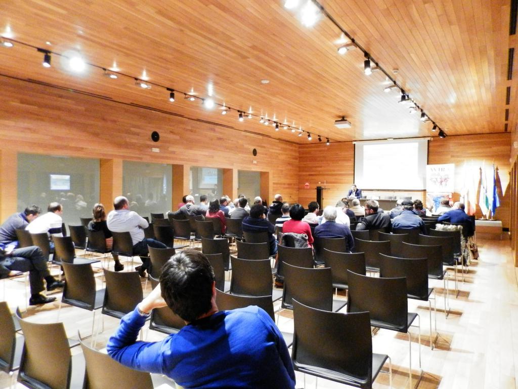 Se cerraron las jornadas de AVIRA con un debate sobre los costes de producción en la viticultura riojana 6