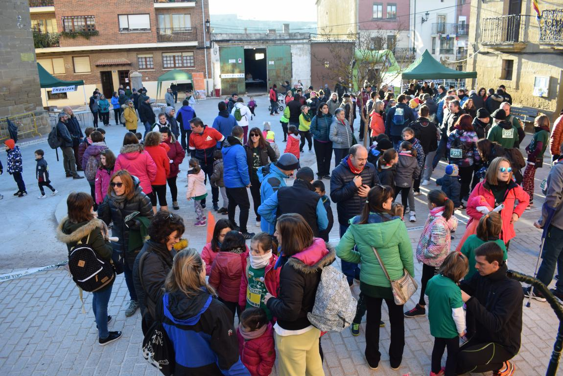Un millar de corredores se dan cita en Rodezno contra el cáncer infantil 18