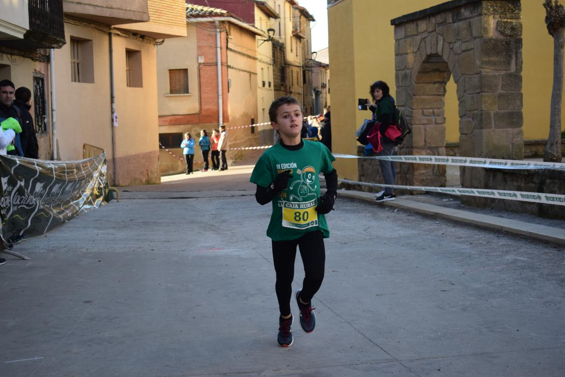 Un millar de corredores se dan cita en Rodezno contra el cáncer infantil 24