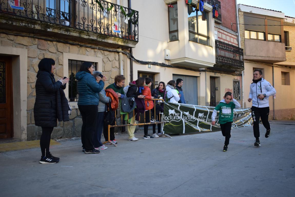 Un millar de corredores se dan cita en Rodezno contra el cáncer infantil 27