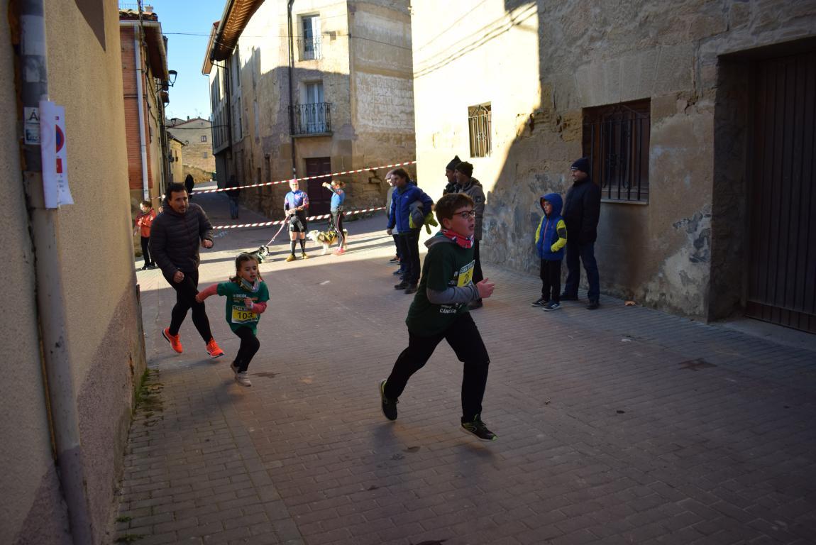 Un millar de corredores se dan cita en Rodezno contra el cáncer infantil 28