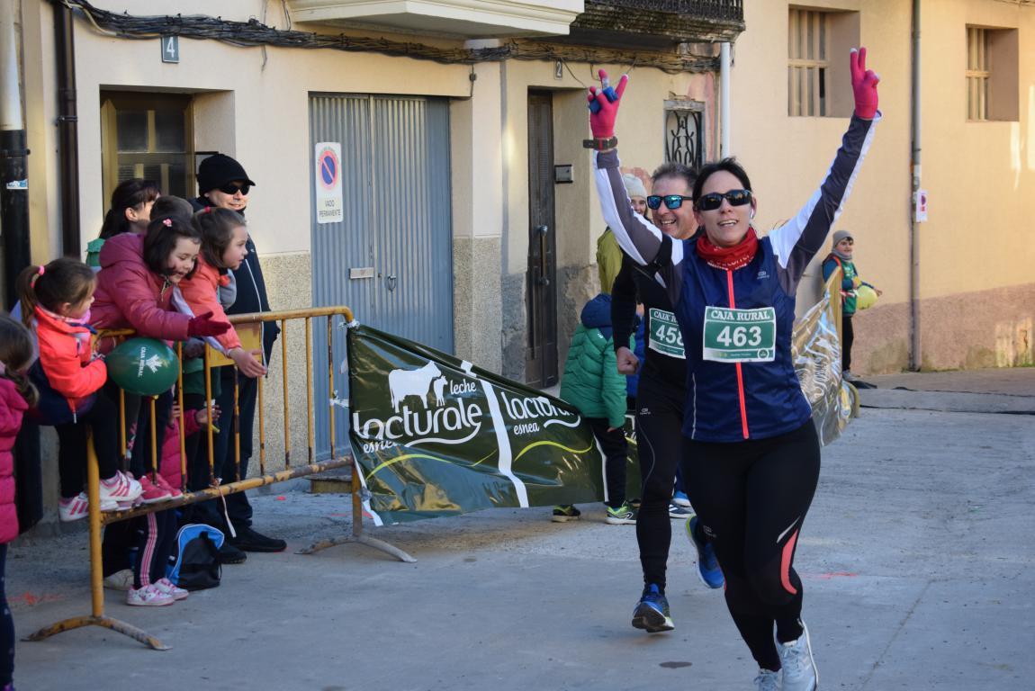 Un millar de corredores se dan cita en Rodezno contra el cáncer infantil 4