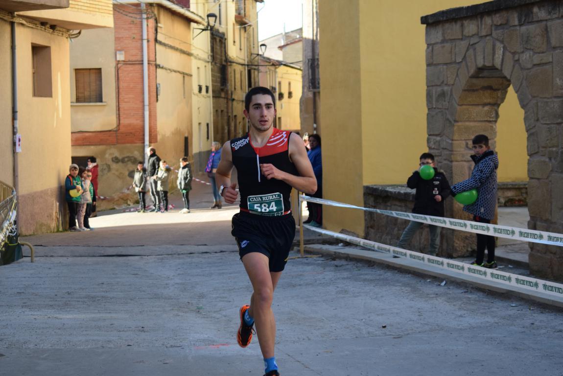 Un millar de corredores se dan cita en Rodezno contra el cáncer infantil 41