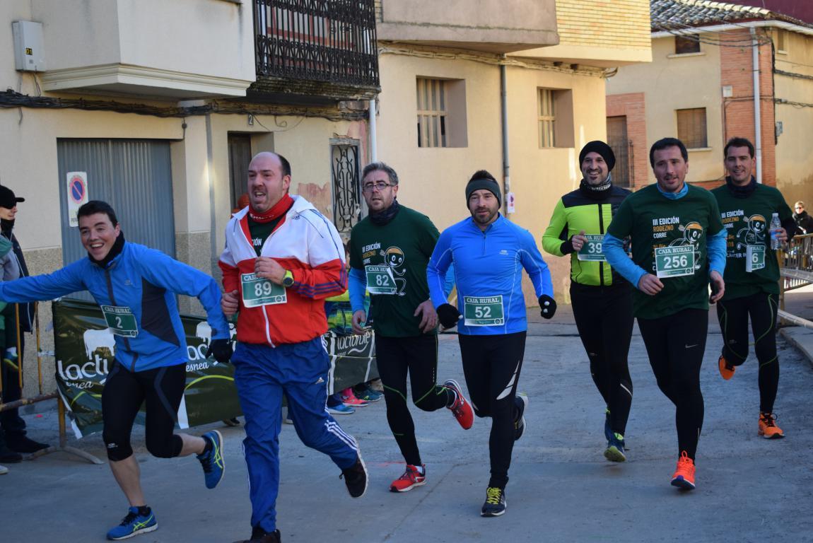 Un millar de corredores se dan cita en Rodezno contra el cáncer infantil 5