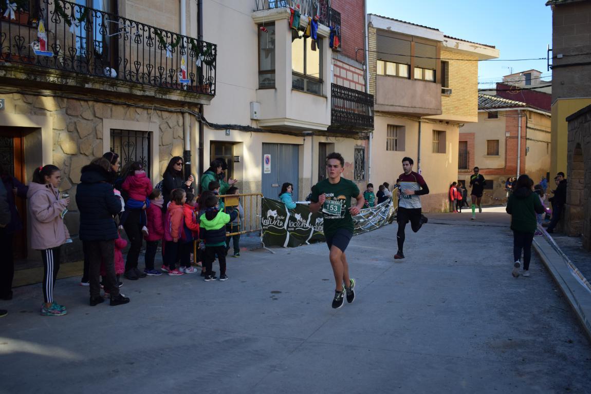 Un millar de corredores se dan cita en Rodezno contra el cáncer infantil 43