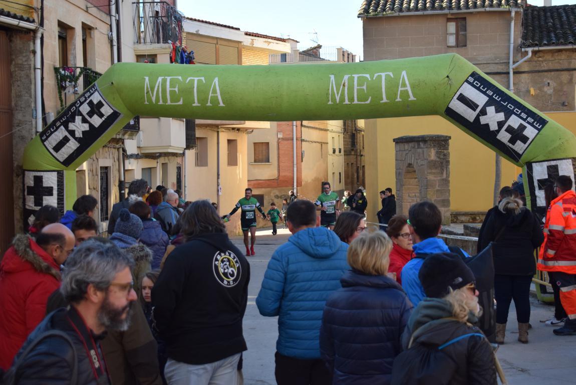 Un millar de corredores se dan cita en Rodezno contra el cáncer infantil 45