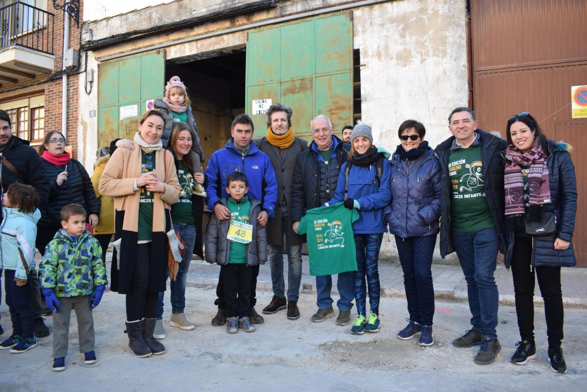 Un millar de corredores se dan cita en Rodezno contra el cáncer infantil 46
