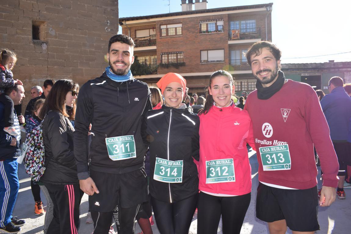 Un millar de corredores se dan cita en Rodezno contra el cáncer infantil 7