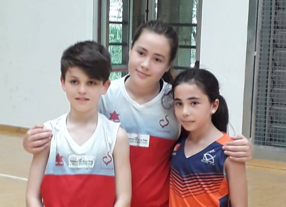 Asier Guerras, del Coras Haro, debuta con la Selección Riojana Mini de baloncesto 1