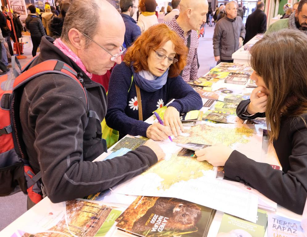 El álbum fotográfico de la participación de La Rioja en Fitur 2019 11