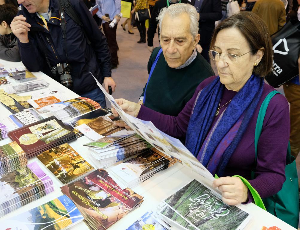 El álbum fotográfico de la participación de La Rioja en Fitur 2019 15