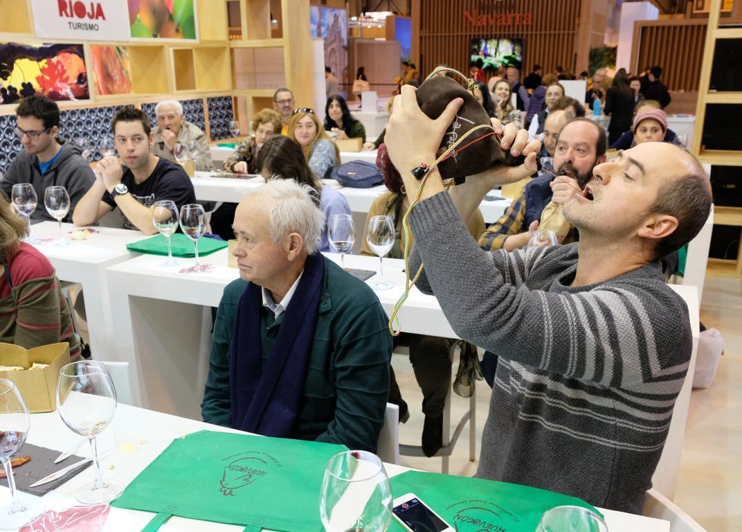 El álbum fotográfico de la participación de La Rioja en Fitur 2019 17