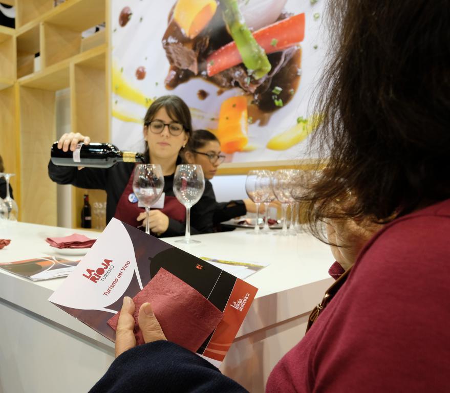 El álbum fotográfico de la participación de La Rioja en Fitur 2019 20