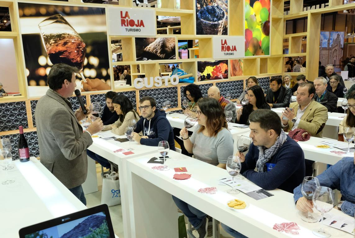 El álbum fotográfico de la participación de La Rioja en Fitur 2019 25