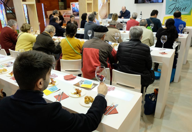 El álbum fotográfico de la participación de La Rioja en Fitur 2019 26