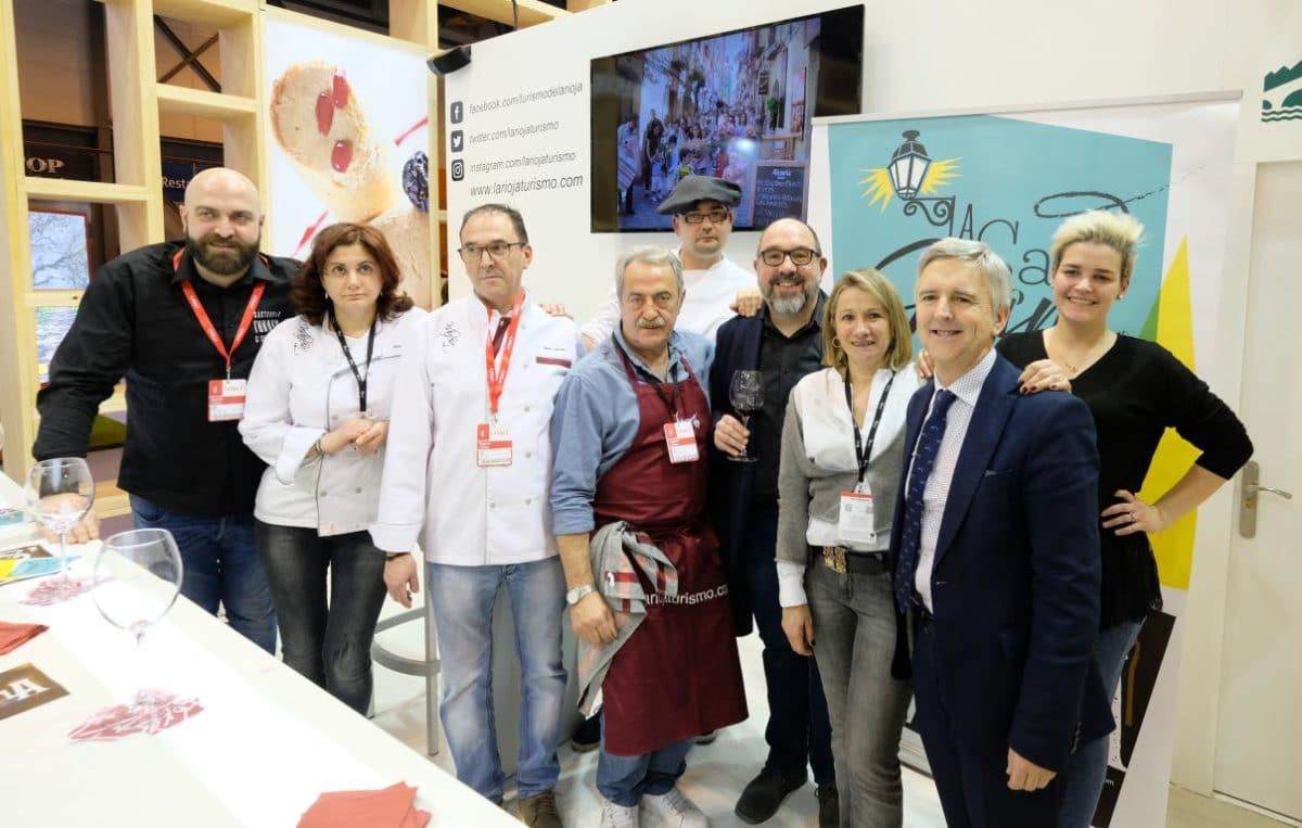 El álbum fotográfico de la participación de La Rioja en Fitur 2019 28