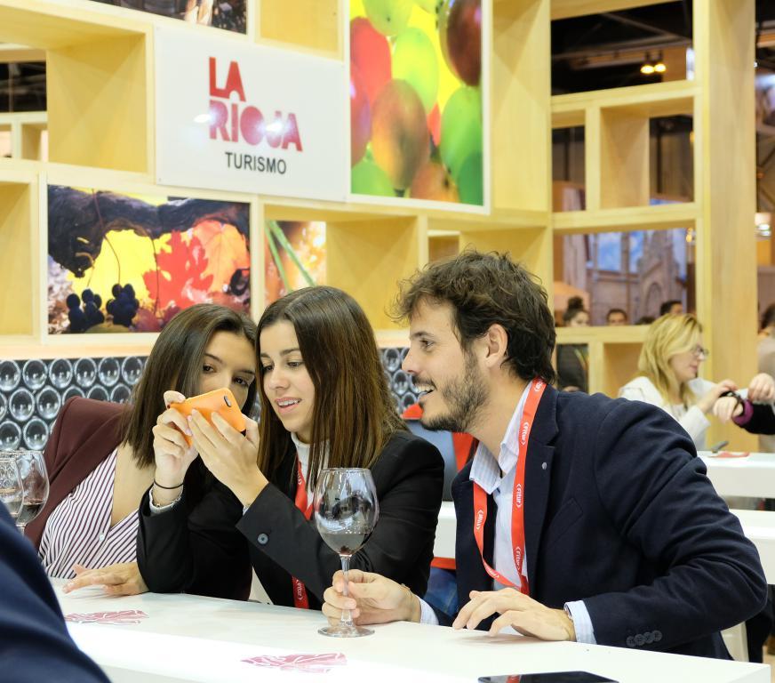 El álbum fotográfico de la participación de La Rioja en Fitur 2019 39