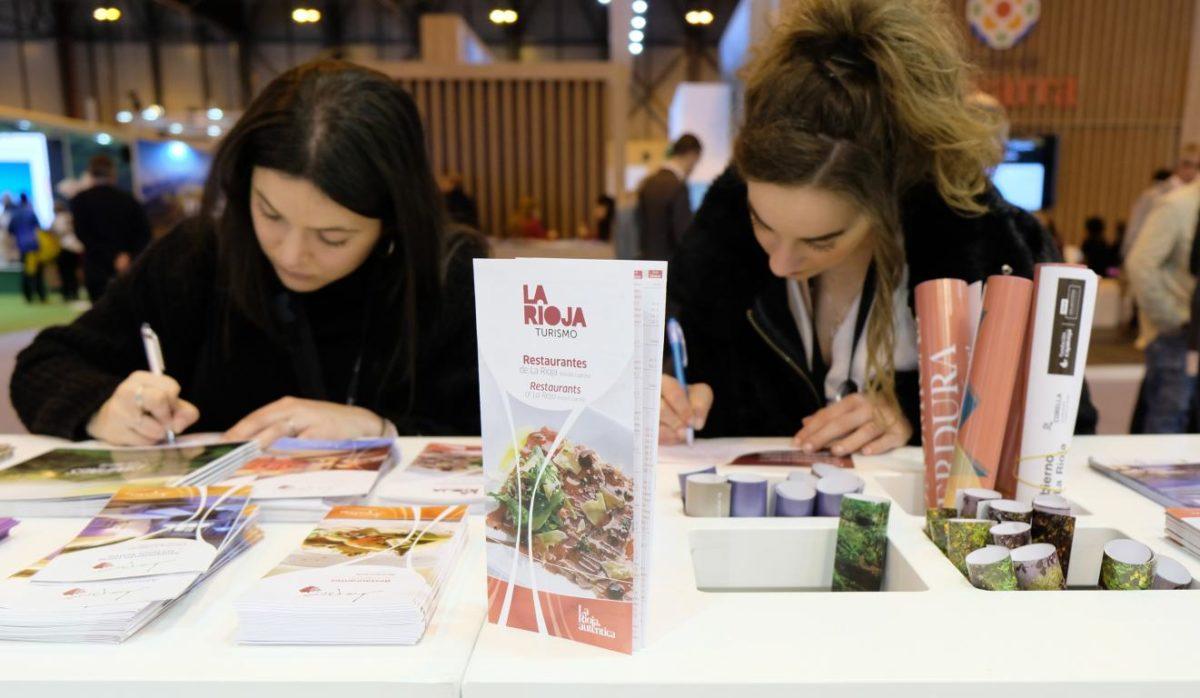 El álbum fotográfico de la participación de La Rioja en Fitur 2019 40