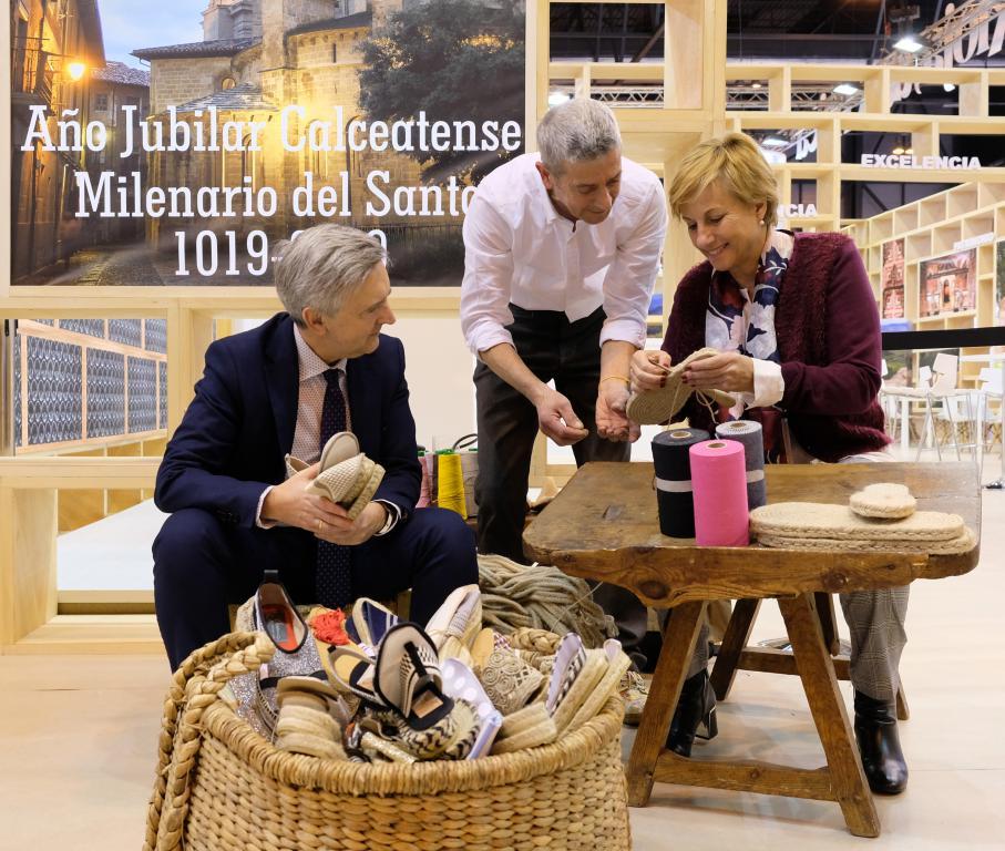 El álbum fotográfico de la participación de La Rioja en Fitur 2019 43
