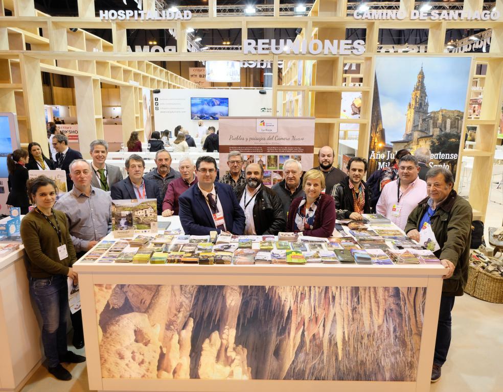 El álbum fotográfico de la participación de La Rioja en Fitur 2019 49