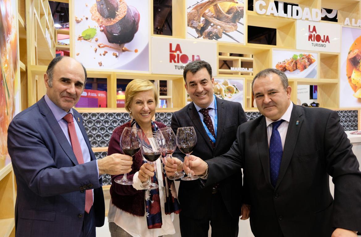 El álbum fotográfico de la participación de La Rioja en Fitur 2019 5