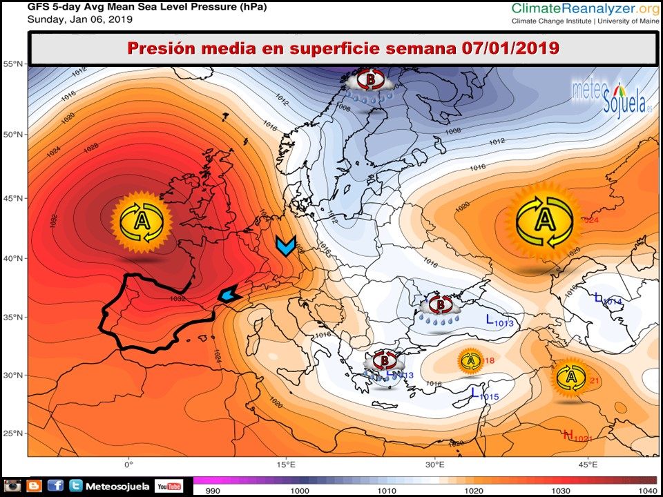 El frío ártico llega a La Rioja Alta y dejará nieve en cotas bajas 3