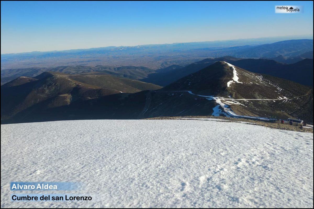 El frío ártico llega a La Rioja Alta y dejará nieve en cotas bajas 6