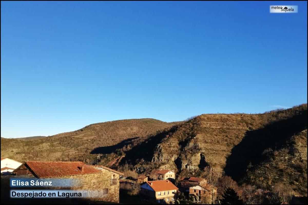 El frío ártico llega a La Rioja Alta y dejará nieve en cotas bajas 7