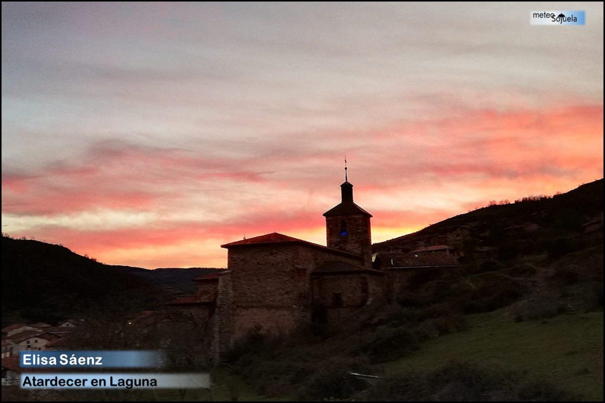 El frío ártico llega a La Rioja Alta y dejará nieve en cotas bajas 8