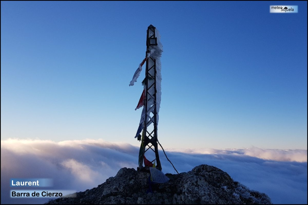 El frío ártico llega a La Rioja Alta y dejará nieve en cotas bajas 9
