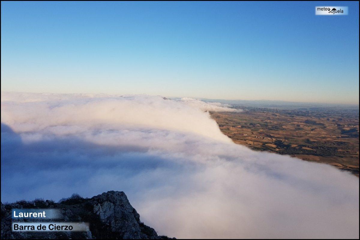 El frío ártico llega a La Rioja Alta y dejará nieve en cotas bajas 10