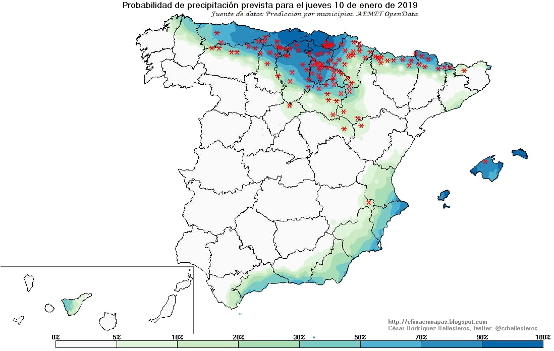 El frío ártico llega a La Rioja Alta y dejará nieve en cotas bajas 2