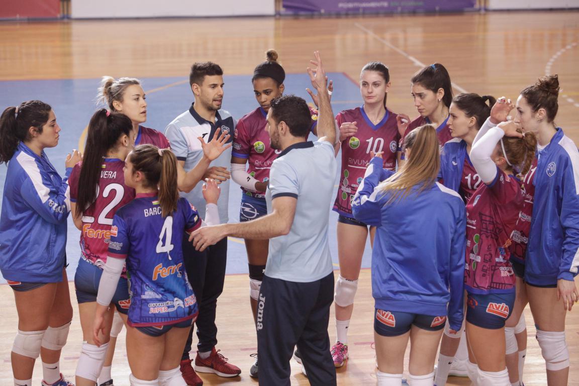 El OSACC Haro se reencuentra con la victoria en Lugo 1