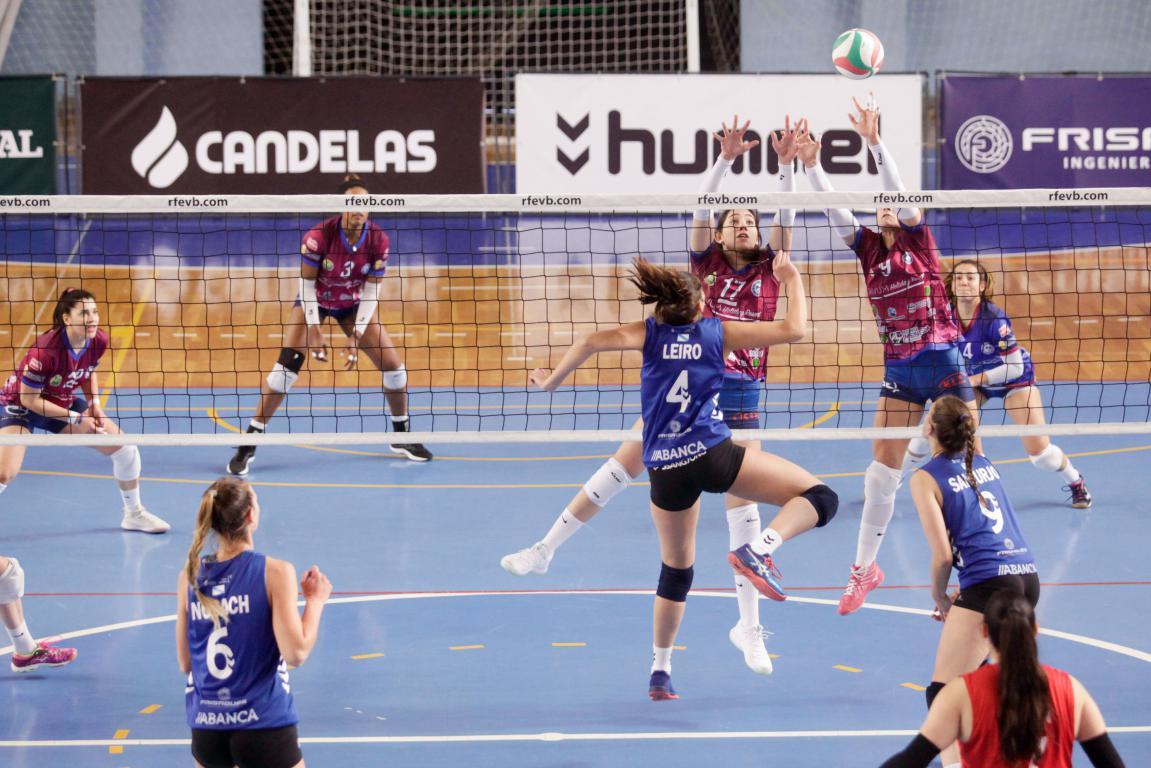 El OSACC Haro se reencuentra con la victoria en Lugo 2