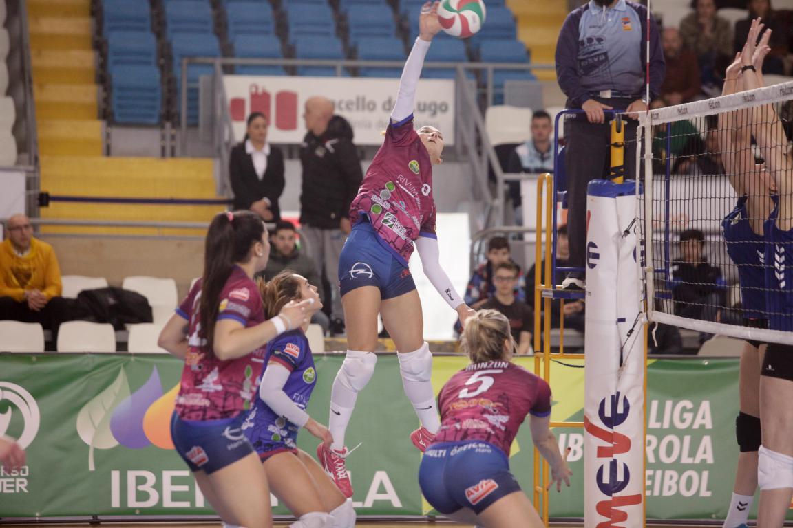 El OSACC Haro se reencuentra con la victoria en Lugo 4