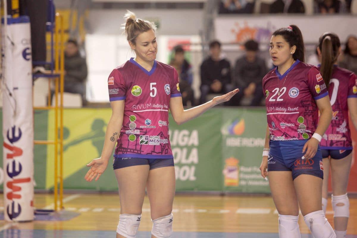 El OSACC Haro se reencuentra con la victoria en Lugo 5