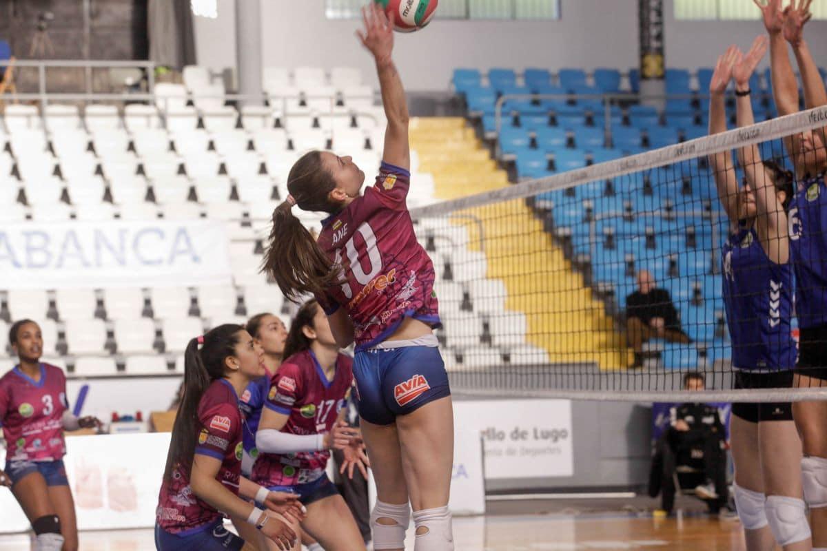El OSACC Haro se reencuentra con la victoria en Lugo 6