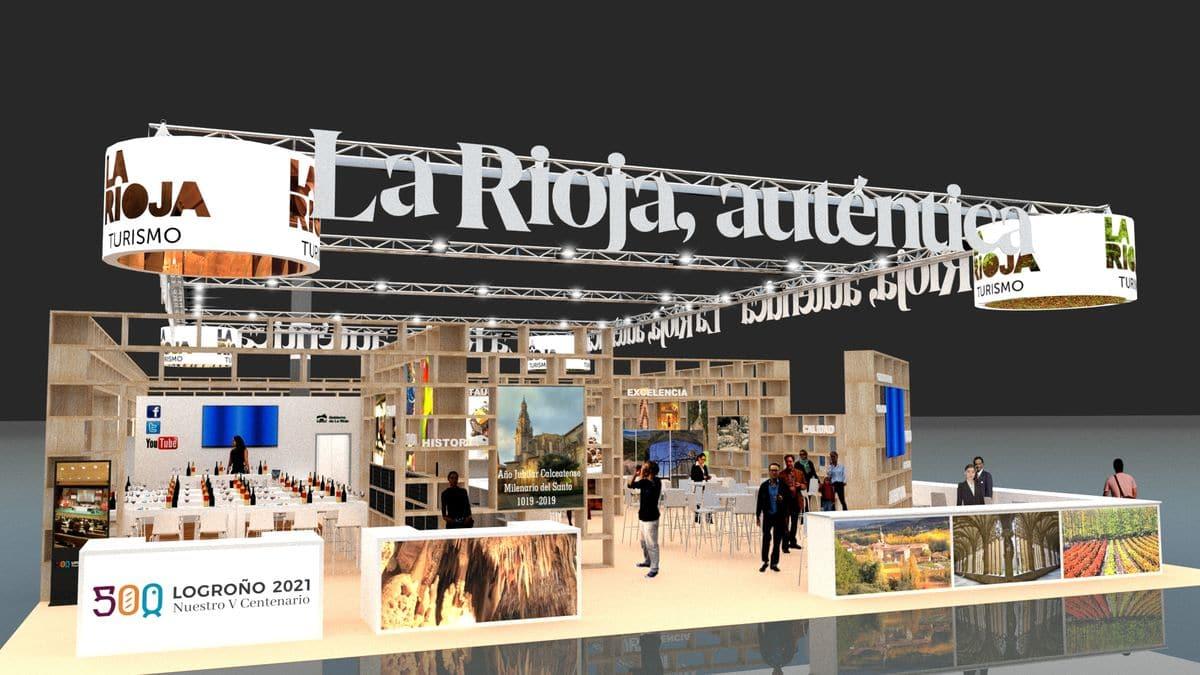 Haro recabará apoyos en Fitur para poder convertirse en Ciudad Europea del Vino en 2020 1