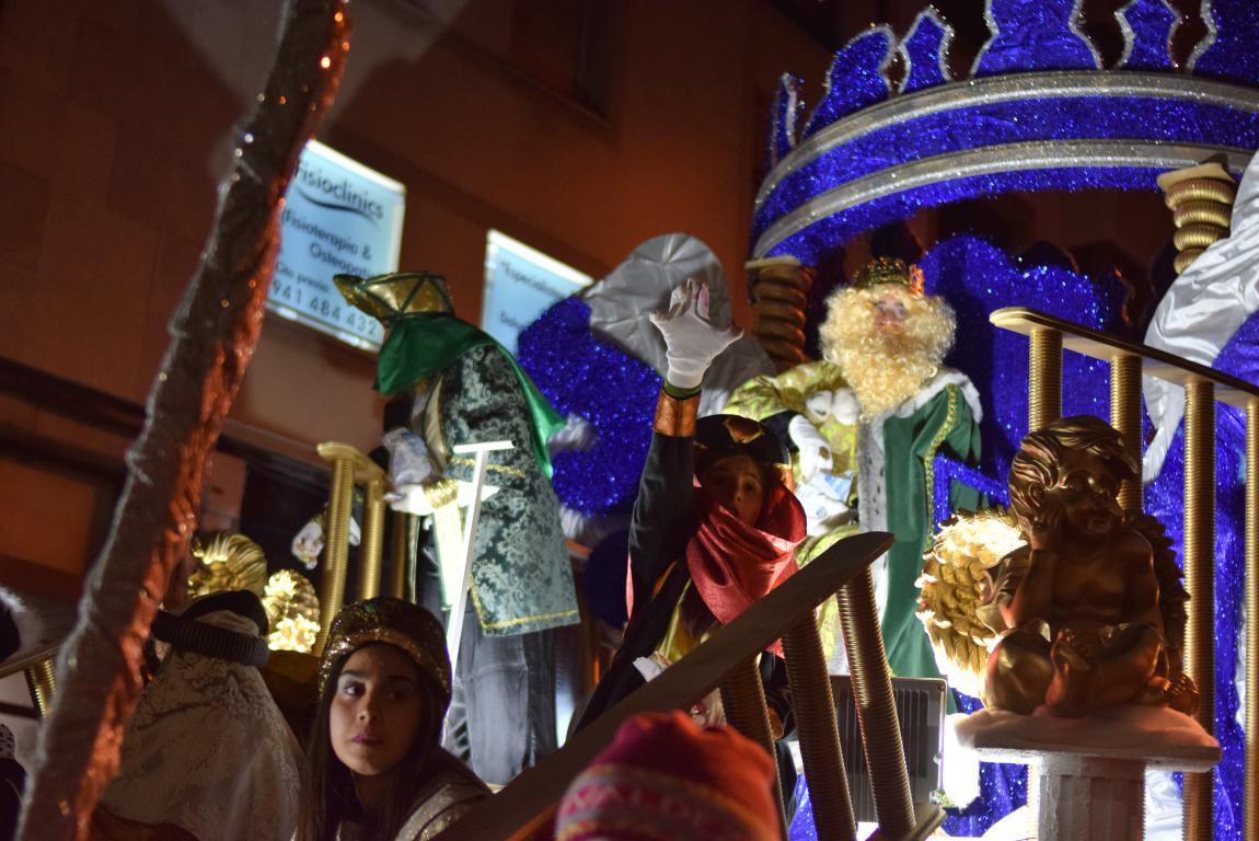 La cabalgata de Haro anuncia la noche más mágica del año 13