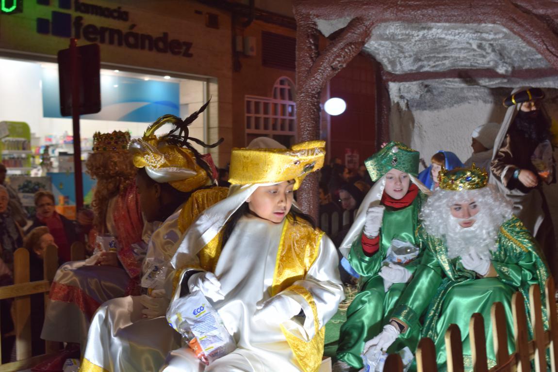 La cabalgata de Haro anuncia la noche más mágica del año 5