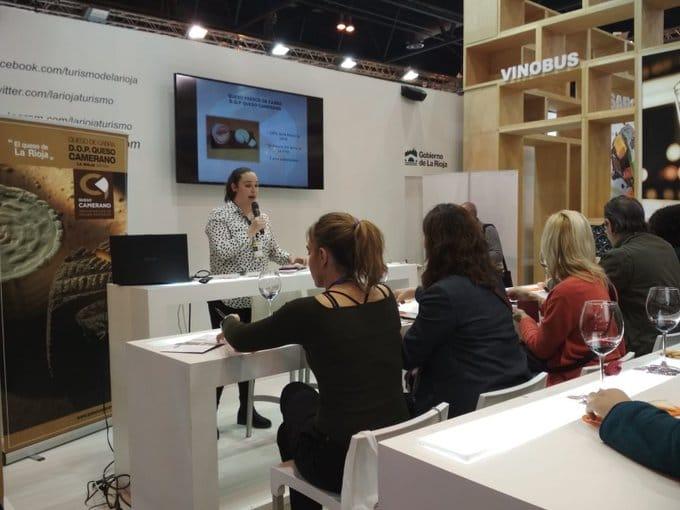La Rioja Alta gana relevancia en Fitur 2019 12