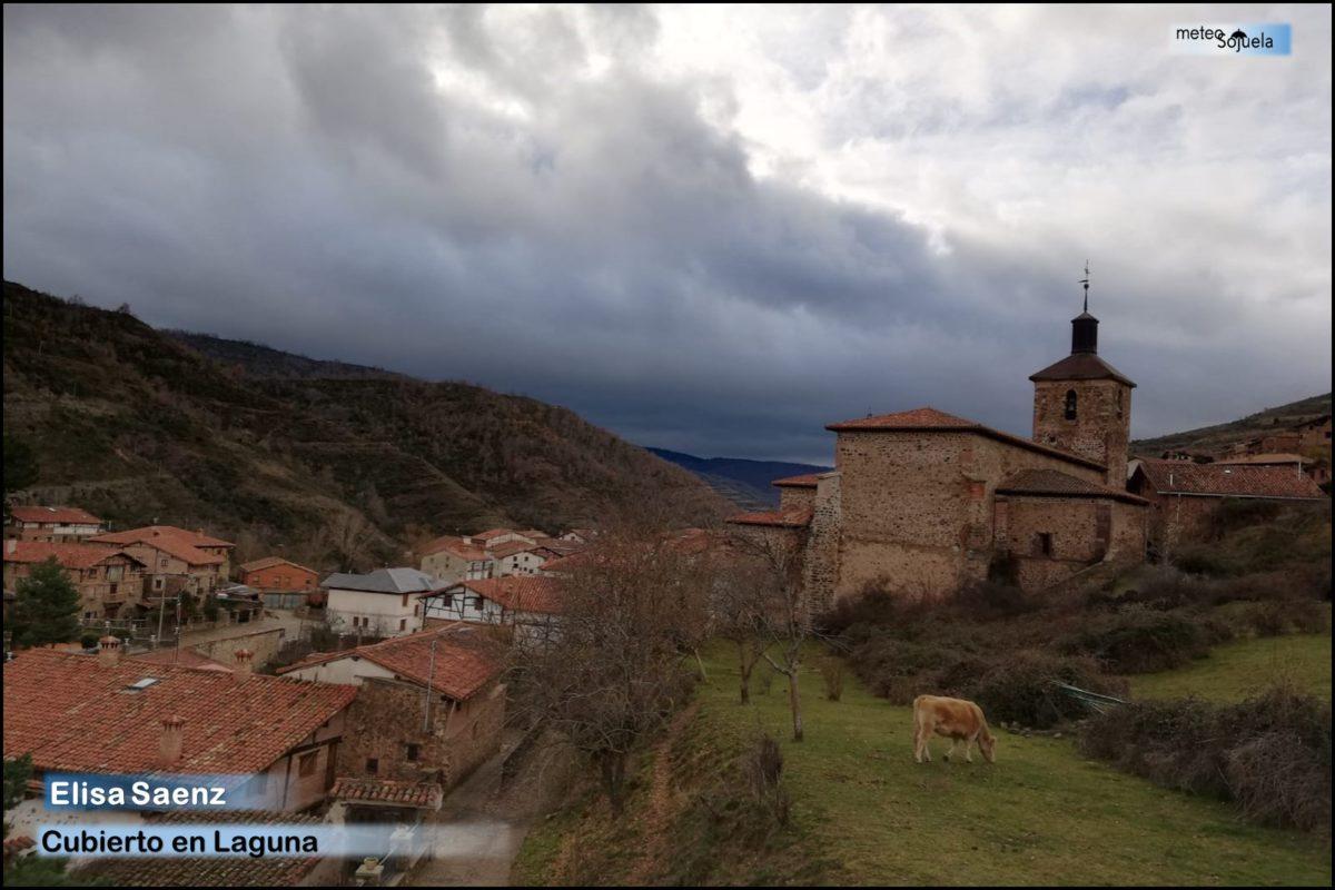 La Rioja amplia el aviso amarillo por riesgo de nevadas en la Ibérica 4