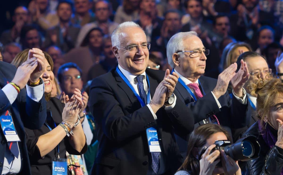 La expedición riojana en la convención nacional del PP 2