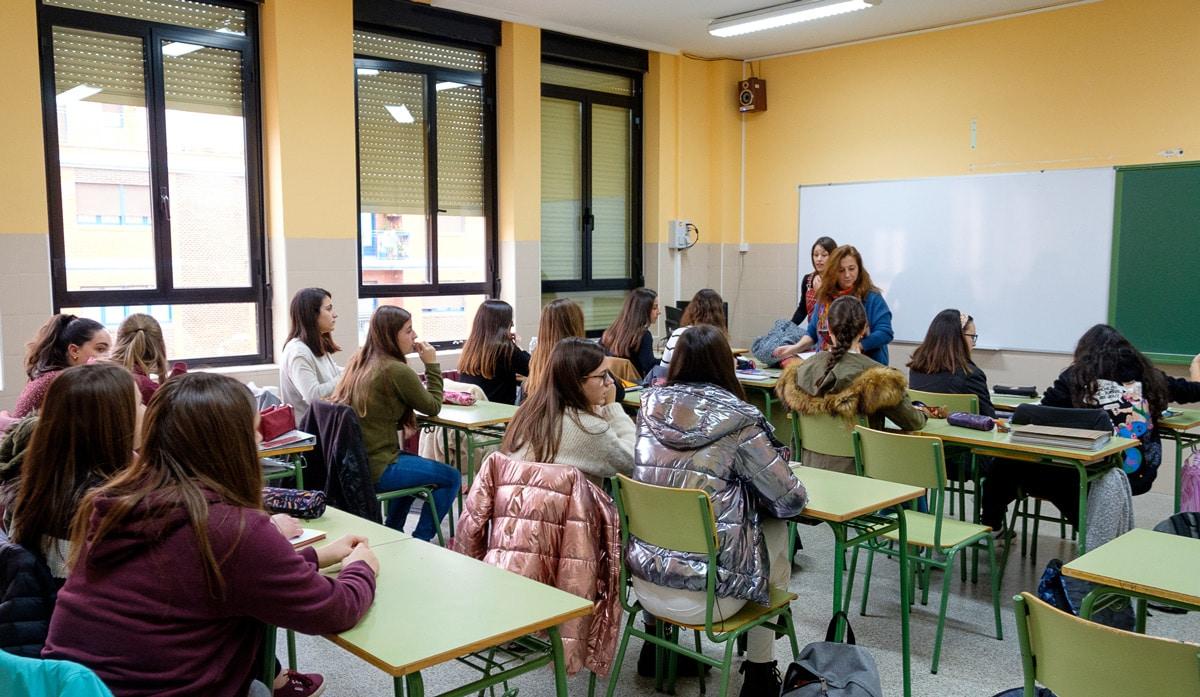 La UR abre en Nájera su campaña informativa de cara al curso 2019-2020 1