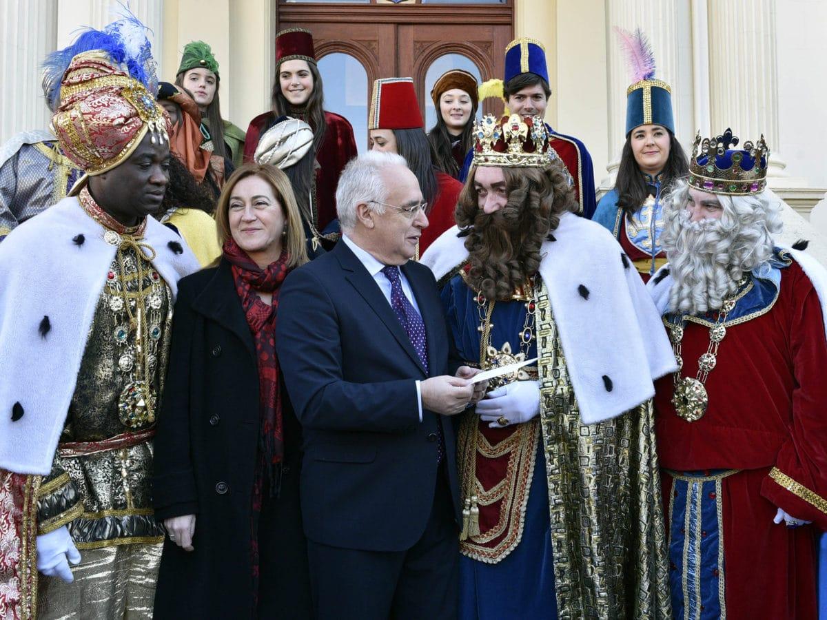 Los Reyes Magos ya están en La Rioja 1