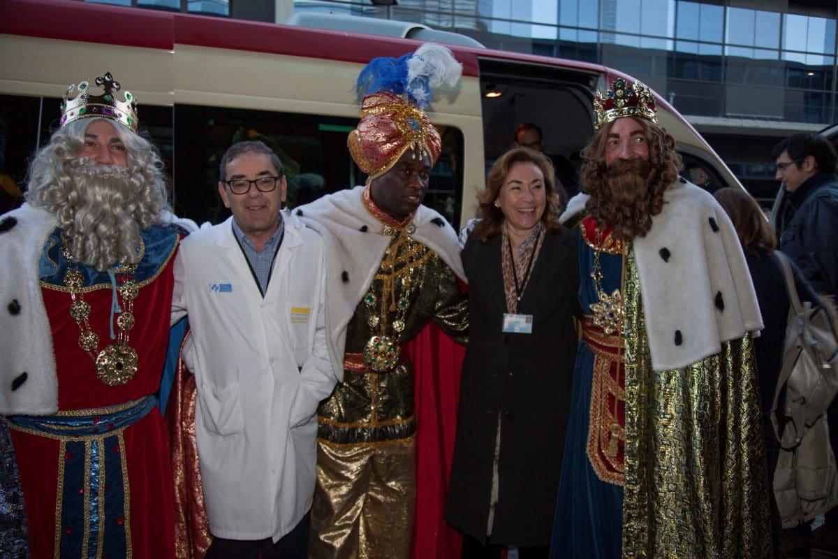 Los Reyes Magos ya están en La Rioja 4