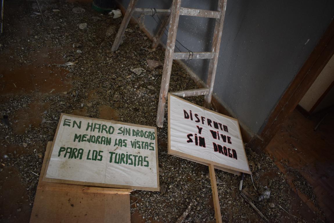 Haro da los primeros pasos para la rehabilitación del edificio de Siervas de Jesús 19
