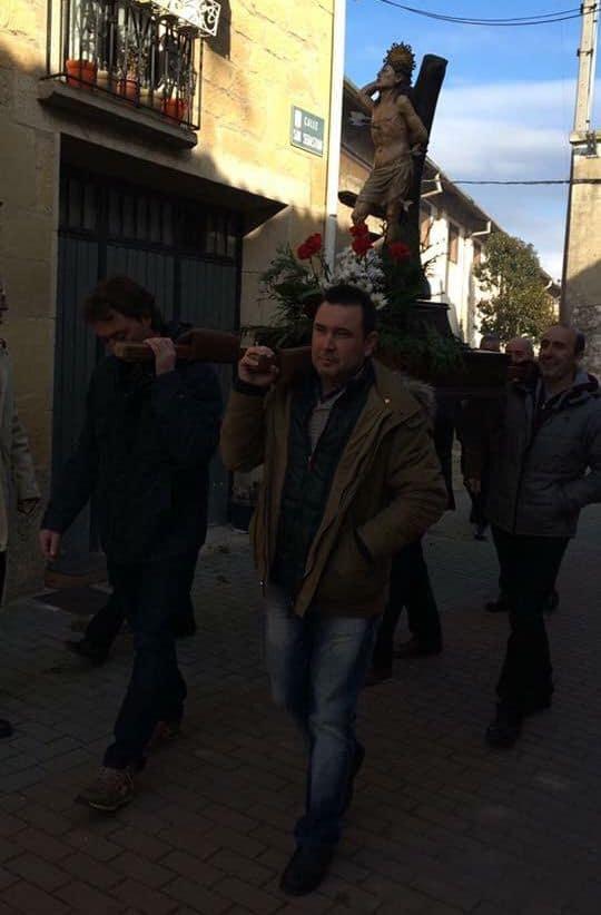 Rodezno celebra desde hoy sus fiestas en honor a San Sebastián 2