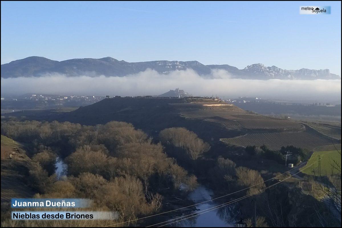 Tiempo revuelto para los próximos días en La Rioja Alta 7